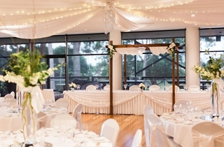 Wedding Venue - Sanctuary Cove Country Club - The Botanical Room 1 on Veilability