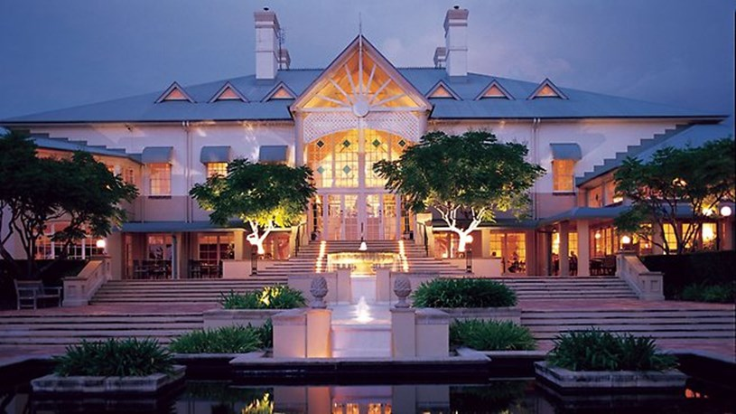 Wedding Venue - Intercontinental Sanctuary Cove Resort - The Fountain Terrace 3 on Veilability