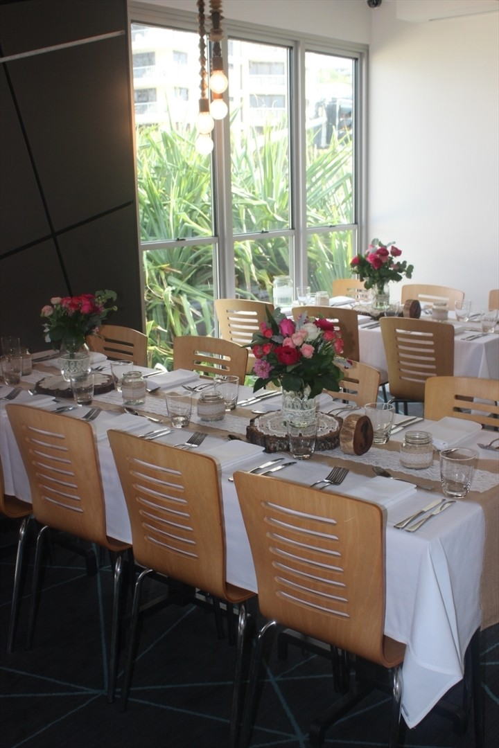 Wedding Venue - Coolum Beach Surf Club - Small Function Room 15 on Veilability