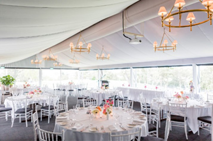 Wedding Venue - Victoria Park Weddings - Garden Marquee 3 on Veilability