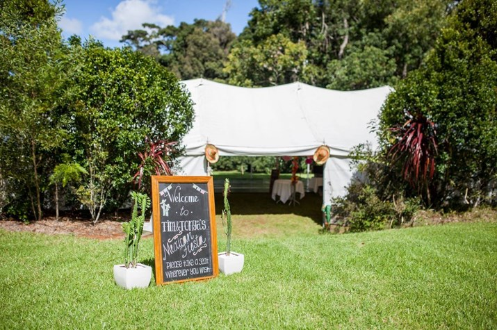 Wedding Venue - Mt Glorious Rainforest Lodge - Rainforest Amphitheatre 2 on Veilability