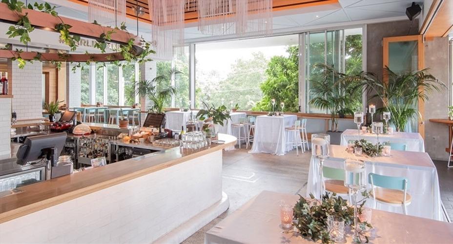 Wedding Venue - Darling & Co - Restaurant & Main Bar 1 on Veilability