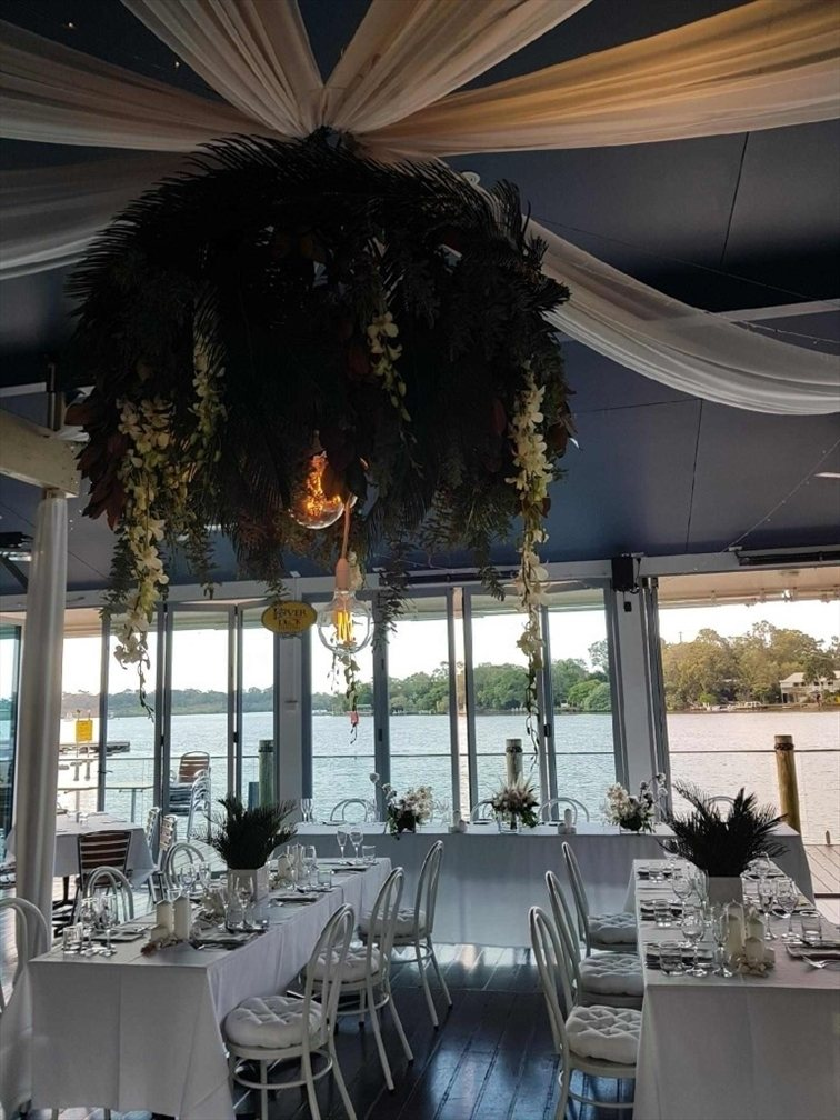 Wedding Venue - The River Deck Restaurant 4 on Veilability