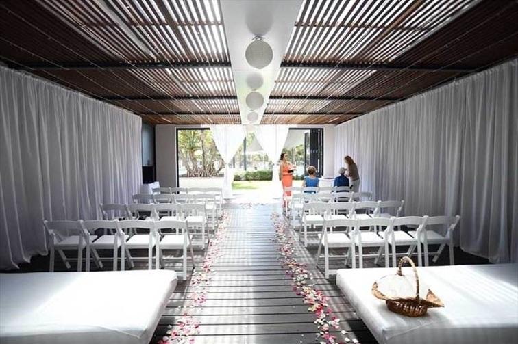 Wedding Venue - RACV Noosa Resort - Undercover Terrace 2 on Veilability