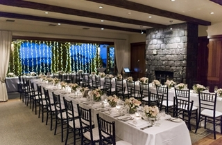 Wedding Venue - Spicers Peak Lodge - The Peak Restaurant 2 on Veilability