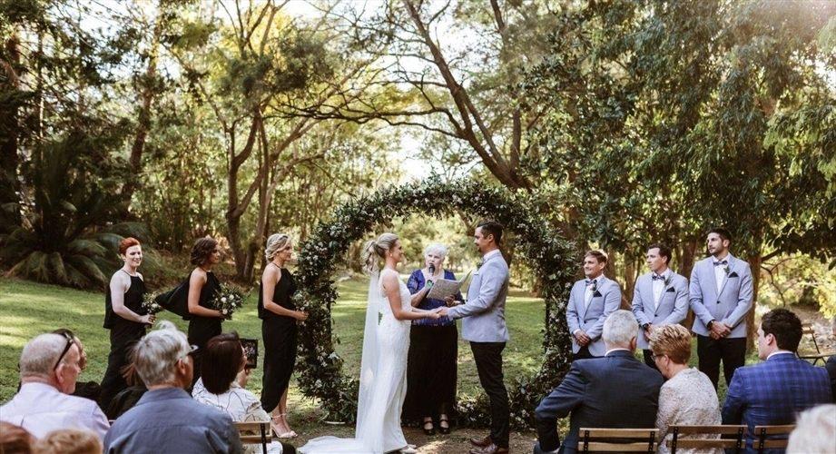 Wedding Venue - Bundaleer Rainforest Gardens 20 on Veilability