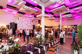 Wedding Venue - Moda Events Portside 22 on Veilability