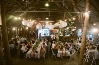 Wedding Venue - Boomerang Farm - The Barn 1 - Photography by The Wanderers Photography on Veilability