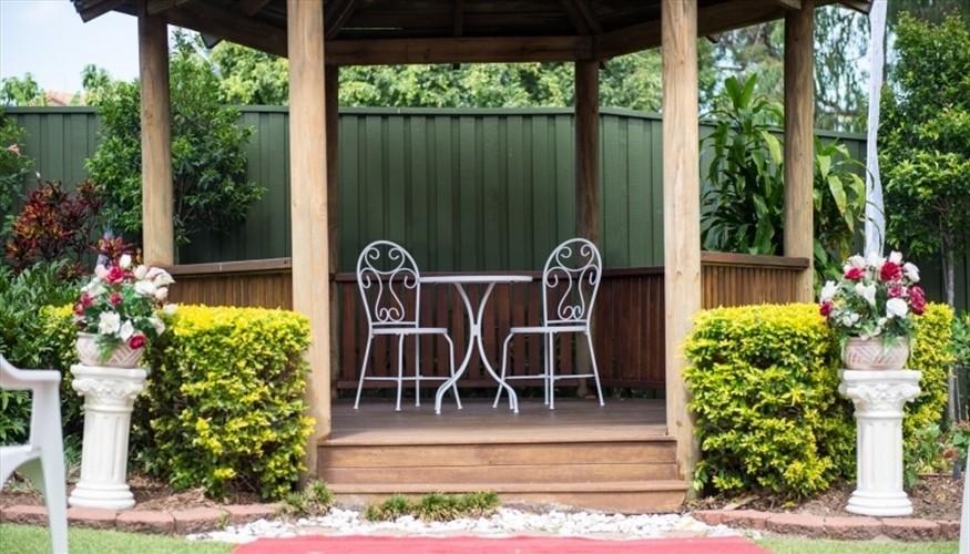 Wedding Venue - Comfort Inn & Suites Robertson Gardens 1 on Veilability