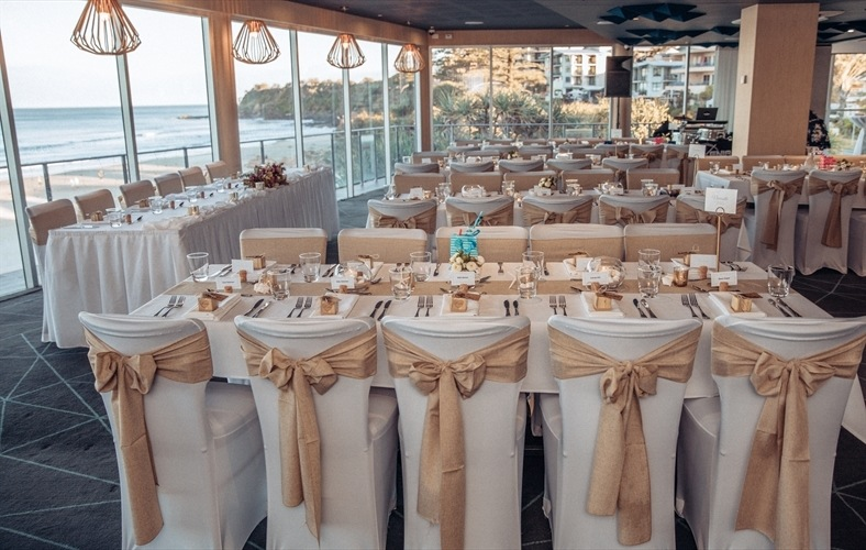 Wedding Venue - Coolum Beach Surf Club 17 on Veilability