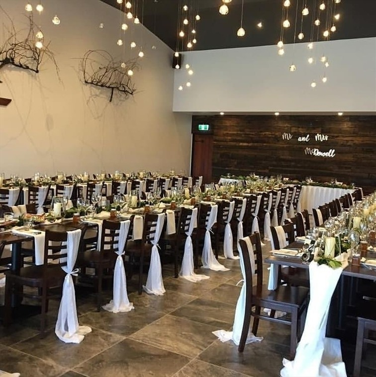 Wedding Venue - Oceanview Estates Winery & Restaurant - Oceanview Estates Restaurant 10 on Veilability