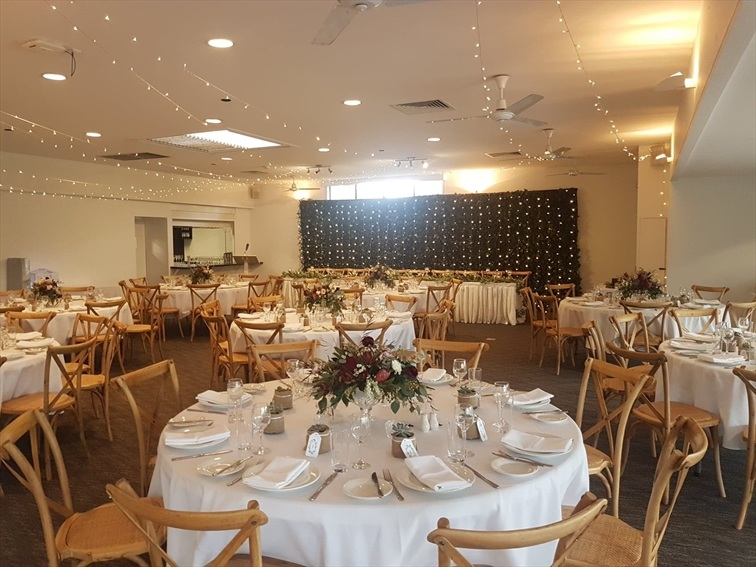 Wedding Venue - Walkabout Creek Function Centre - The Banksia Room 1 - Banksia Room on Veilability