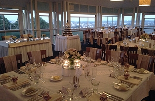 Wedding Venue - Summit Restaurant & Bar - Summit Restaurant, Deck and Bar - Upper Level 3 on Veilability