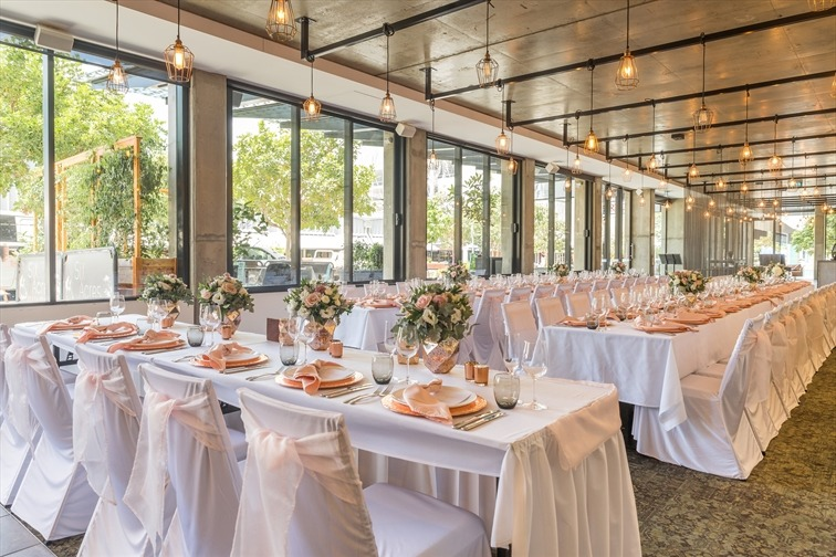 Wedding Venue - Rydges Fortitude Valley - Six Acres Restaurant 7 on Veilability