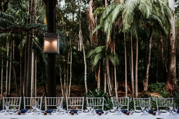 Wedding Venue - Cedar Creek Lodges - The Island Glade 8 on Veilability