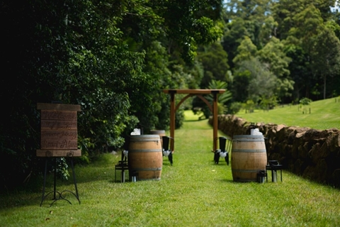 Wedding Venue - Mt Glorious Getaways - Smaller weddings: The Overflow 4 on Veilability