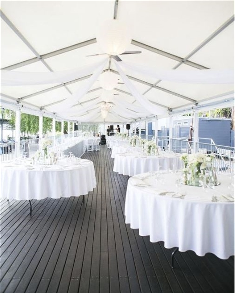 Wedding Venue - Riverlife - Sunset Marquee 3 on Veilability