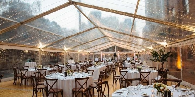 Wedding Venue - Natural Bridge Weddings - Marquee Receptions 4 - Marquee Hire by Event Marquees on Veilability