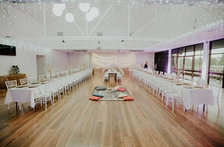 Wedding Venue - Surfers Paradise Golf Club - Private Function Room 5 on Veilability