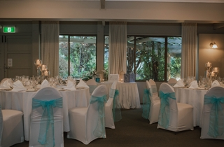 Wedding Venue - The Boulevard Gardens - The Terrace Room 5 on Veilability