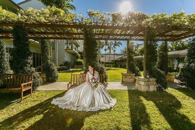 Wedding Venue - Mercure Clear Mountain Lodge, Spa & Vineyard - Serenity Function room 2 on Veilability