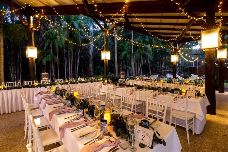 Wedding Venue - Cedar Creek Lodges 14 on Veilability