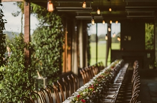 Wedding Venue - Spicers Peak Lodge - The Terrace 5 on Veilability