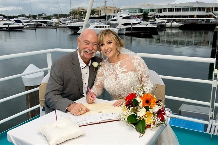 Wedding Venue - Gold Coast Cruises The Lady 23 on Veilability