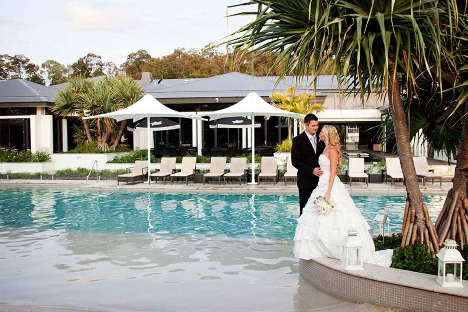Racv Noosa Resort Weddings Wedding Venue Veilability