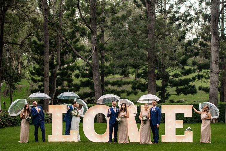 Wedding Venue - Bundaleer Rainforest Gardens 29 on Veilability
