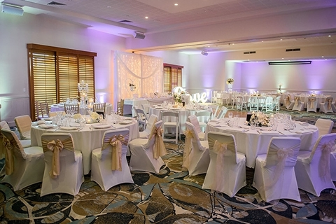 Wedding Venue - Ramada Hotel Hope Harbour - Ballroom 1 - Ballroom on Veilability