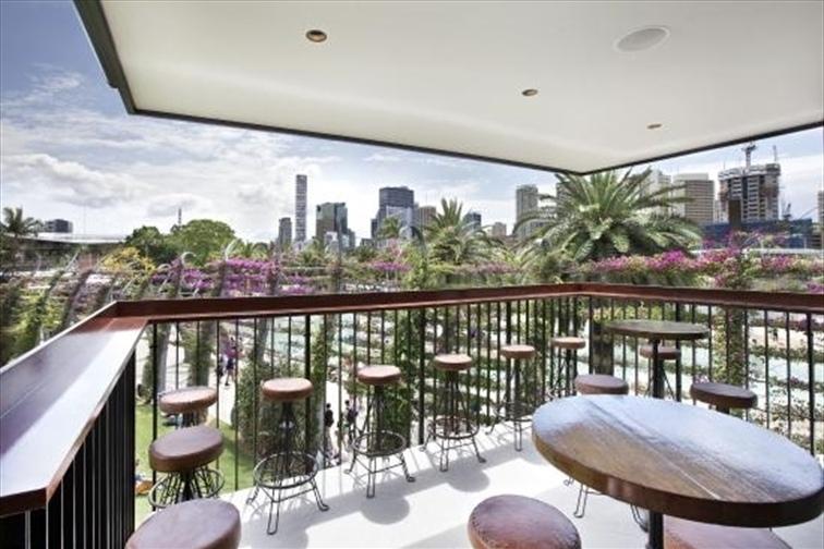 Wedding Venue - Southbank Beer Garden - Street Deck 1 on Veilability