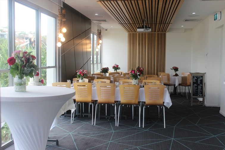 Wedding Venue - Coolum Beach Surf Club - Small Function Room 8 on Veilability