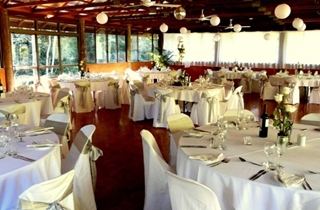 Wedding Venue - Bundaleer Rainforest Gardens - Treetops Room 3 on Veilability