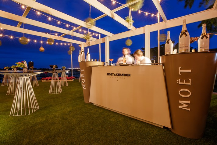 Wedding Venue - Brisbane Racing Club Ltd - The Society Rooftop - Eagle Farm 1 on Veilability