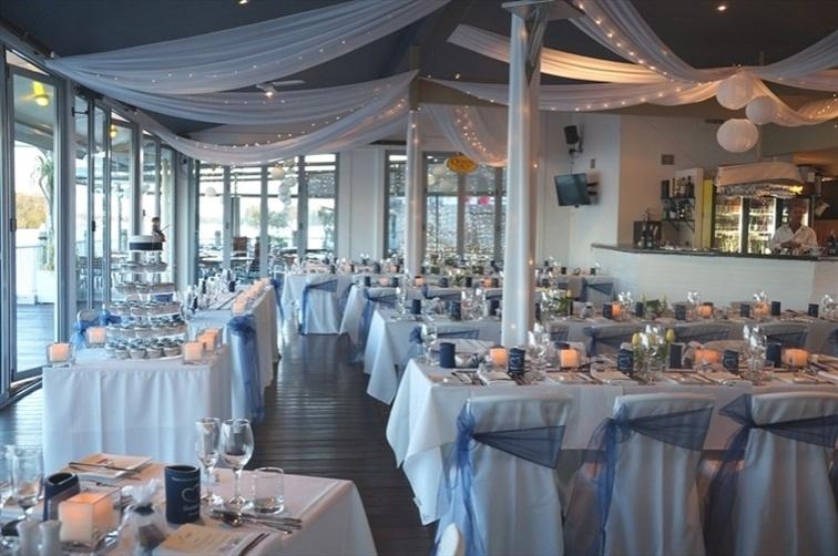 Wedding Venue - The River Deck Restaurant 17 on Veilability