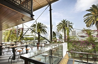 Wedding Venue - Southbank Beer Garden - Live Bar 1 - Live Bar on Veilability