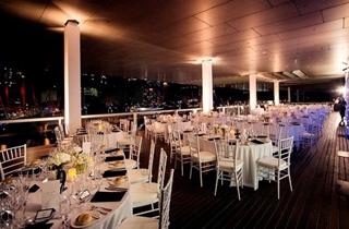 Wedding Venue - Gallery of Modern Art - Roof Terrace 1 on Veilability