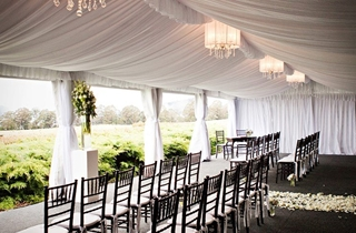 Wedding Venue - Spicers Peak Lodge - Marquee Weddings 2 on Veilability
