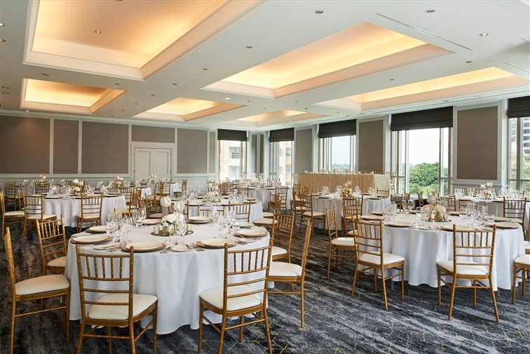 Wedding Venue - Brisbane Marriott Hotel - The Grand Ballroom 1 on Veilability