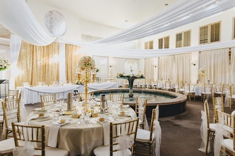 Wedding Venue - Links Hope Island - Fountain Court 1 - Fountain Court on Veilability
