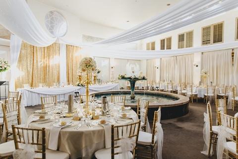 Wedding Venue - Links Hope Island - Fountain Court 2 - Fountain Court on Veilability
