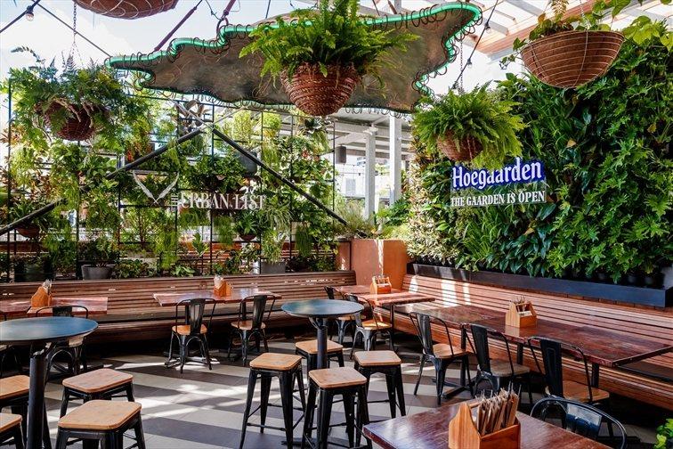 Wedding Venue - Southbank Beer Garden - The Terrace 1 on Veilability