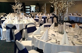Wedding Venue - McLeod Country Golf Club - Westlake room 1 on Veilability