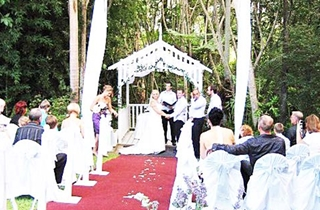 Wedding Venue - Beerwah Hideaway 21 on Veilability