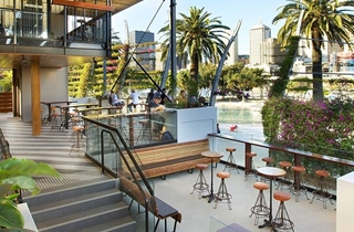Wedding Venue - Southbank Beer Garden 1 on Veilability
