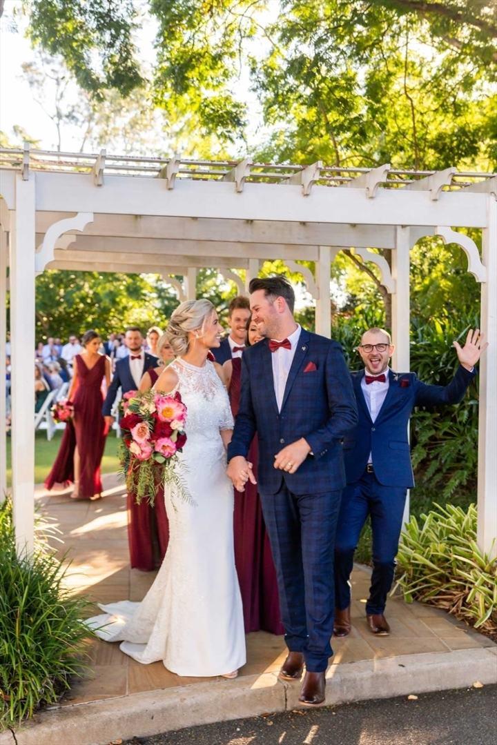 Wedding Venue - Tennysons Garden at The Brisbane Golf Club 32 on Veilability