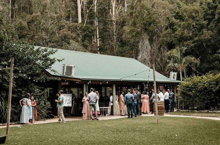 Wedding Venue - Bundaleer Rainforest Gardens 34 on Veilability