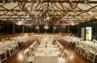 Wedding Venue - Bundaleer Rainforest Gardens - Treetops Room 1 on Veilability