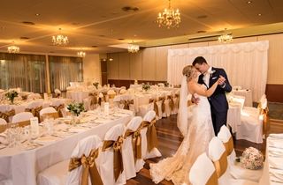 Wedding Venue - Shangri La Gardens  - Regency Room 1 - Regency Room on Veilability